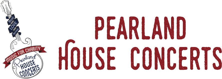Pearland House Concerts Logo